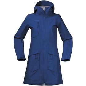 Bergans Hella Coat Dame dark riviera blue